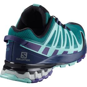 Salomon XA Pro 3D v8 GTX Shoes Women, shaded spruce/evening blue/meadowbrook
